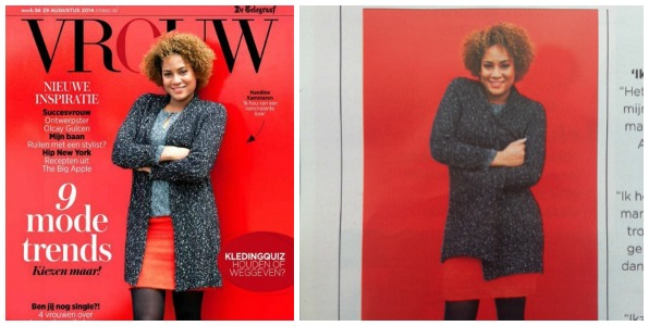 Vrouw Cover