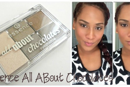 Essence All About Chocolates