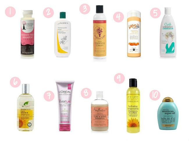 Sulfaatvrije shampoo