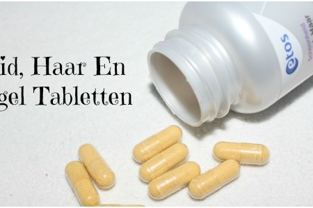 Huid, Haar En Nagel Tabletten