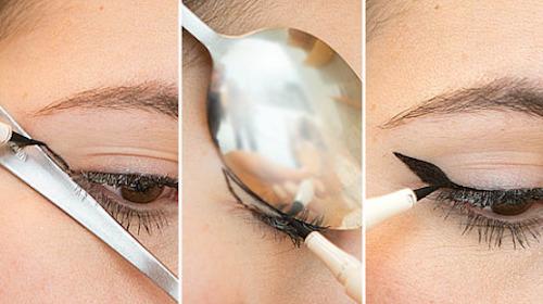 Beauty Hacks Eyeliner
