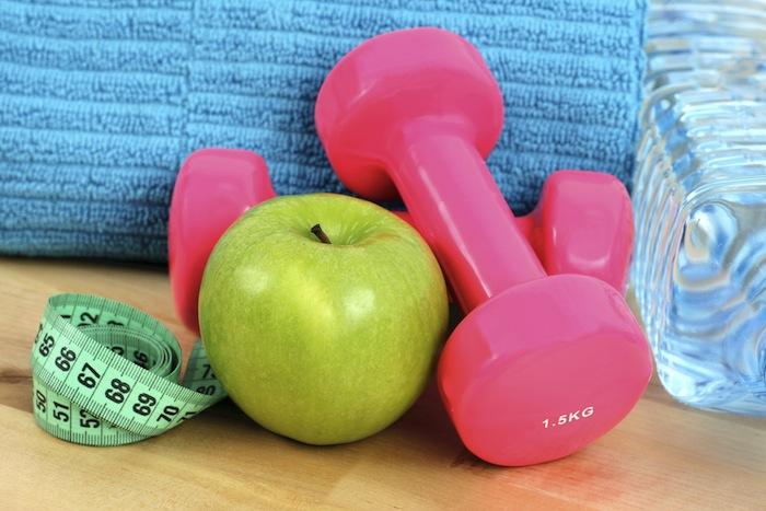 Sporten gezond haar