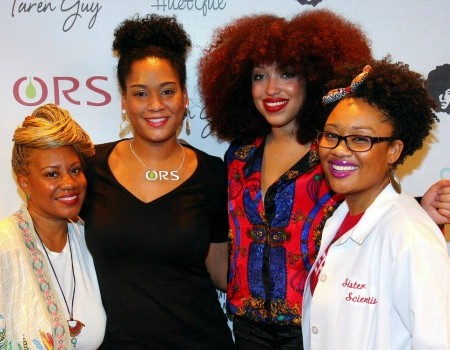 Natural Hair Event: Luv And Learn Your Beauty