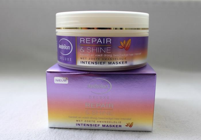 repair & shine intensief masker