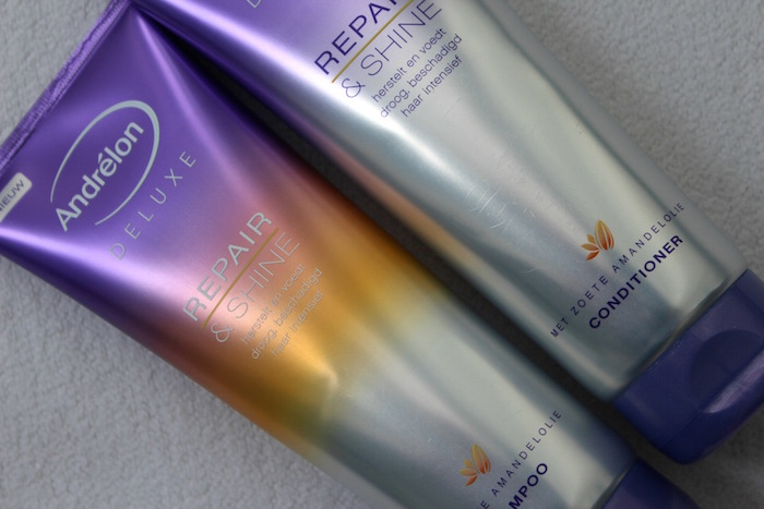 repair & shine shampoo conditioner