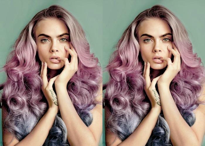 Dit Zijn De Haarkleur Trends Voor 2016 Curly Hair Talk