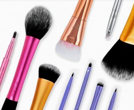 Real Techniques Make-up Kwasten Bij Etos