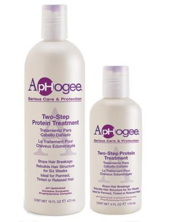 ApHogee Two-Step Protein Treatment
