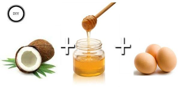 coconut oil honey