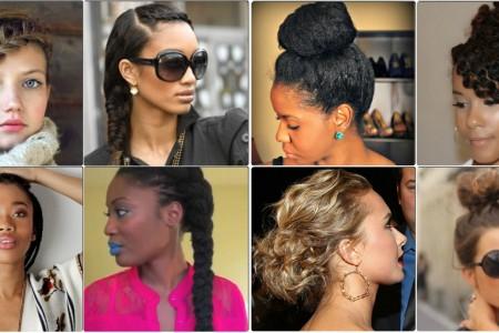 Beschermende Haarstijlen