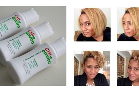 Steil Haar Of Glamour Krullen Met De Producten Van Chi Enviro