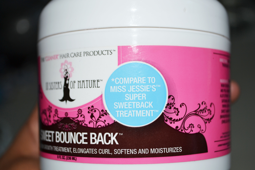 Sweet Bounce Back
