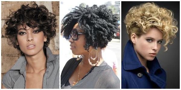 Zeer Korte Kapsels Voor Krullend Haar | Curly Hair Talk #KM08