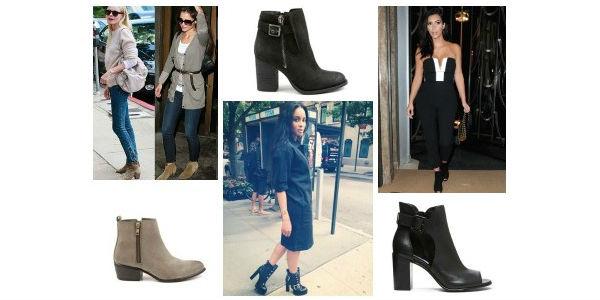 schoenen collage