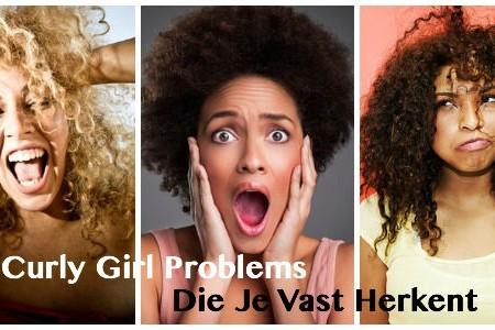 17 Curly Girl Problems Die Je Vast Herkent