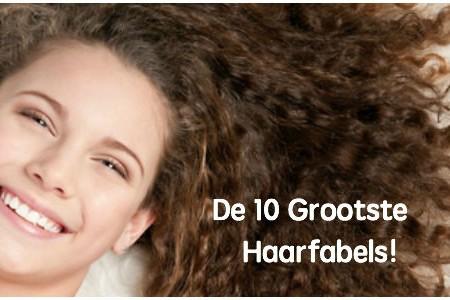 De 10 Grootste Haarfabels