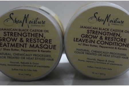 SheaMoisture Jamaican Black Castor Oil Producten