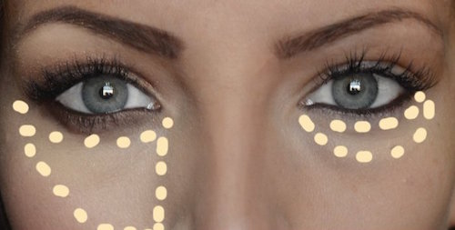 Beauty Hacks Concealer