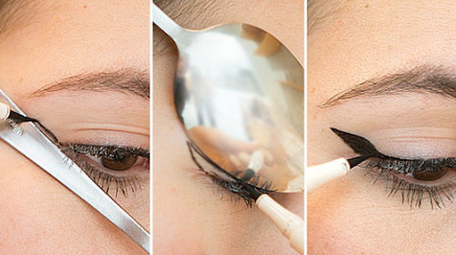 Beauty Hacks Eyeliner