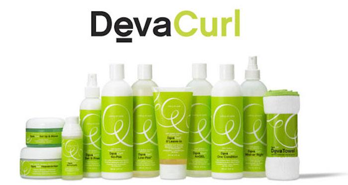 DevaCurl Producten