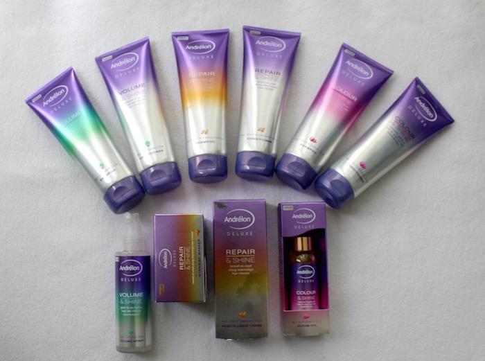 Anderelon Deluxe haarproducten