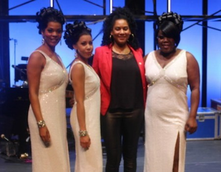 Dreamgirls De Musical + Backstage en Interview