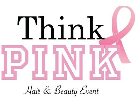 Think Pink Beauty Event