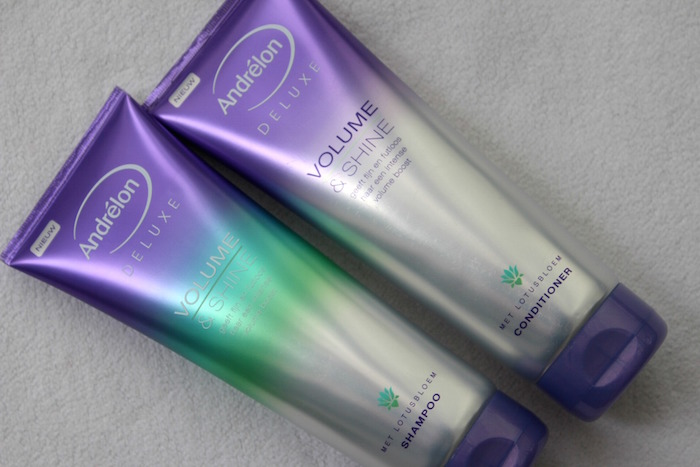 volume & shine shampoo conditioner