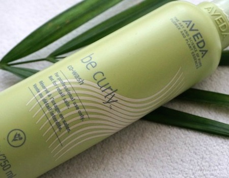 Winnen: Aveda Be Curly Co-Wash