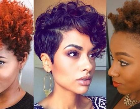 15 Korte Tapered Kapsels Voor Krullend Haar