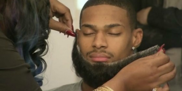 Lace Front Beard