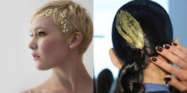Gold Leaf Hair 4