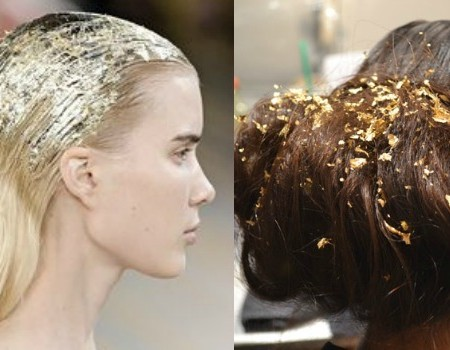 Gold Leaf Hair Yay Or Nay