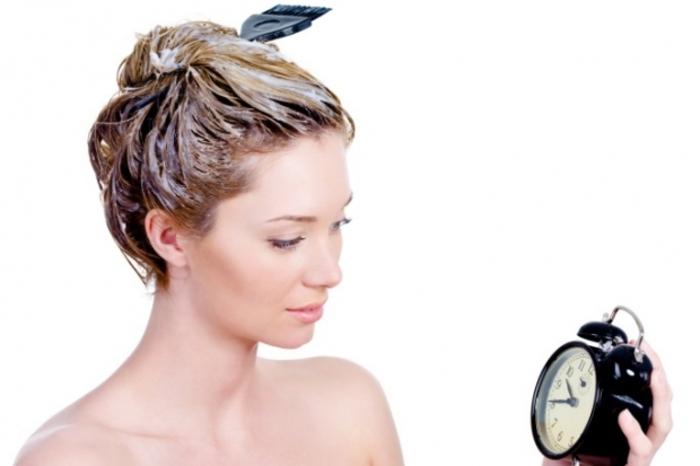 Haarkleur Mislukt