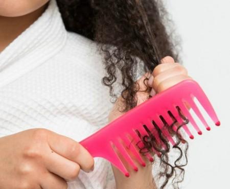 5 Dingen Die Je Nooit Moet Doen Met Krullend Haar
