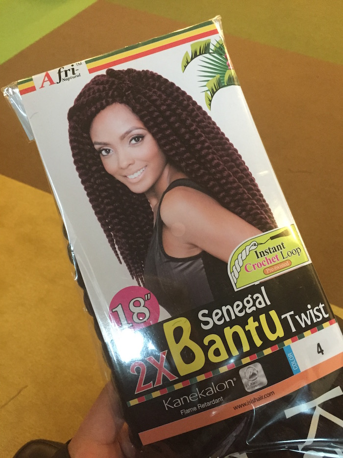 afri naptural senagal bantu twists