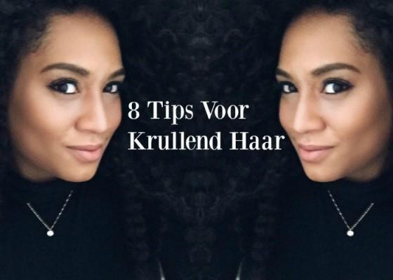 Video: 8 Belangrijke Tips Voor Krullend Haar