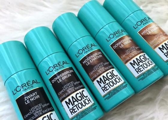 L'Oréal Magic Retouch: In Drie Seconden Van Je Uitgroei Af
