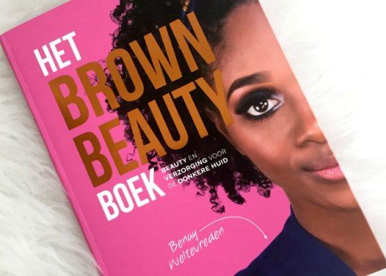 Het Brown Beauty Boek