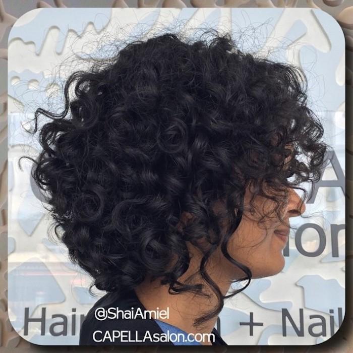 Zeer 14 Kapsels Die Het Beste Passen Bij Krullend Haar | Curly Hair Talk &LQ76