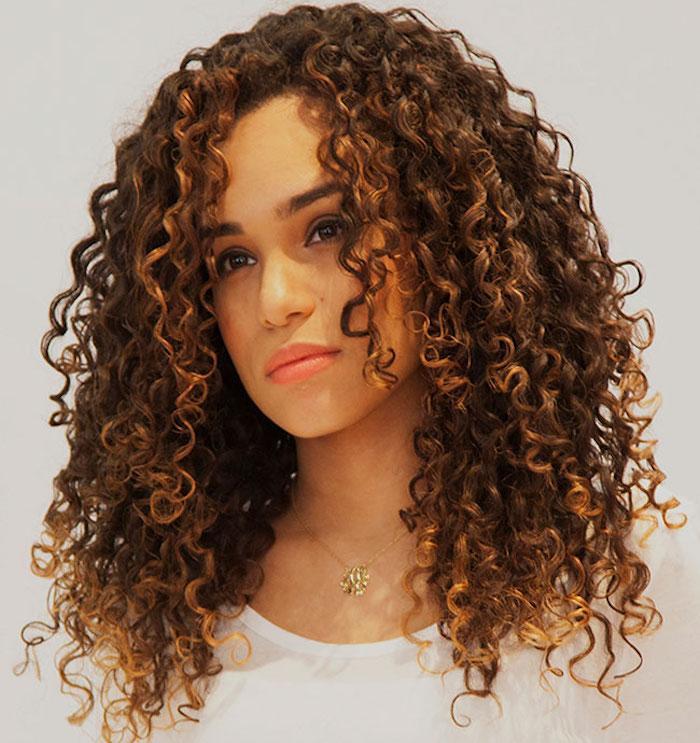 New 14 Kapsels Die Het Beste Passen Bij Krullend Haar | Curly Hair Talk &TA69