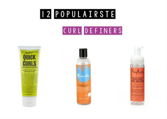 Shoptip: Dit Zijn De Populairste Curl Defining Producten Van Dit Moment